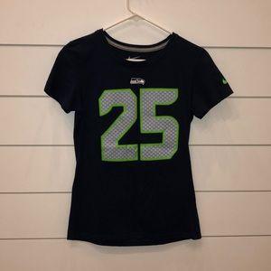 Seattle Seahawks Jersey Shirt